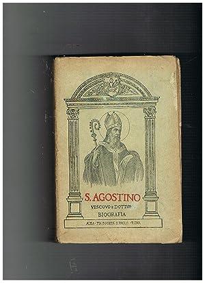 S. Agostino vescovo e dottore di S.: SGARIGLIA Fulgenzo Maria