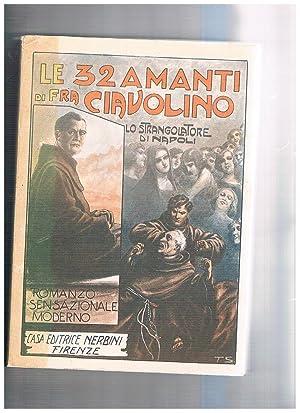 Le 32 amanti di fra Ciavolino (lo: BUONALANA Gustavo.