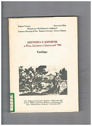 Catalogo della mostra Bibliografica-Documentaria sull'Editoria e le
