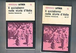 Il socialismo nella storia d'Italia. Storia documentaria: MANACORDA Gastone a