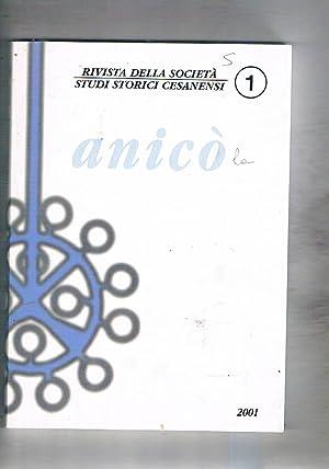 Anicò, rivista della società studi storici cesanesi: AA. VV.