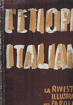 La rivista illustrata del popolo d'Italia anno: MUSSOLINI Arnaldo e