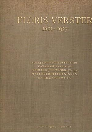 Floris Verster 9 juni 1861 - 21: VERSTER Floris Henrik.