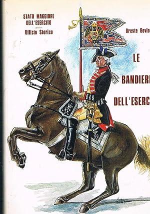 Le bandiere dell'esercito.: BOVIO Oreste.
