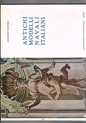 Antichi modelli navali italiani.: PATRONE Giacomo.