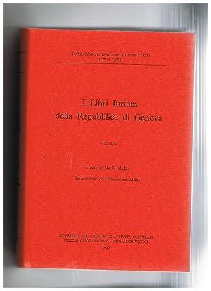 I Libri Iurium della Repubblica di genova: BIBOLINI Maria a