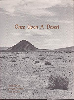 Once Upon a Desert: Keeling, Patricia Jernigan (editor)