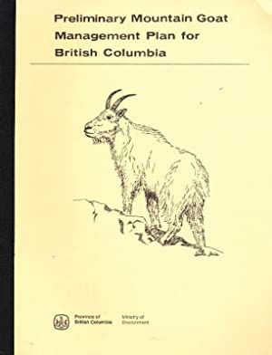 Preliminary Mountain Goat Management Plan for British Columbia
