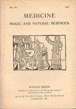 Manuscripts and Books on Medicine, Magic, Astrology and Natural Sciences Arranged in Chronologica...