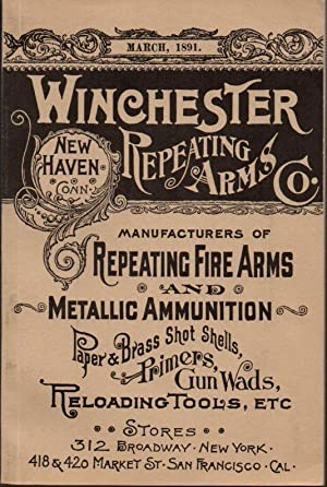 Winchester's Repeating Fire Arms: Single Shot Rifles,