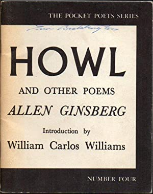 Howl and Other Poems [The Pocket Poets: Ginsberg, Allen; Introduction