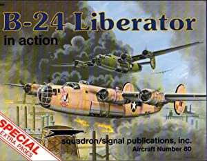 B-24 Liberator in Action: Aircraft Number 80: Davis, Larry