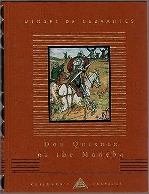 Don Quixote of the Mancha: De Cervantes, Miguel;