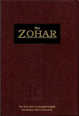 The Zohar: Volume 21 [Pinchas B, Matot]: Rav Shimon bar Yochai; Sudam Commentary By Rav Yehuda ...