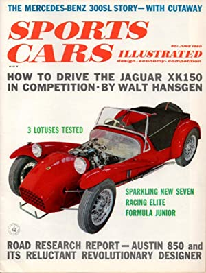 Sports Cars Illustrated: June 1960, Vol. 5;: Ludvigsen, Karl E.