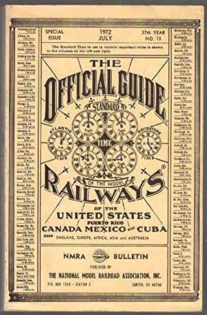 The Official Guide of the Model Railways