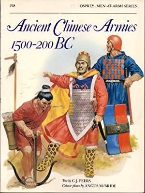 Ancient Chinese Armies 1500-200 BC (Men-At-Arms 218)