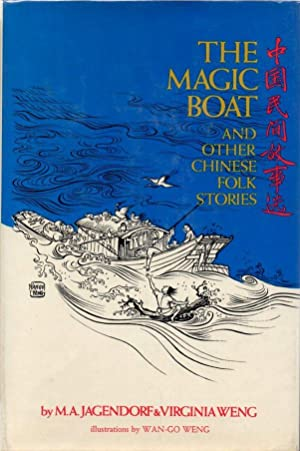The Magic Boat and Other Chinese Folk Stories