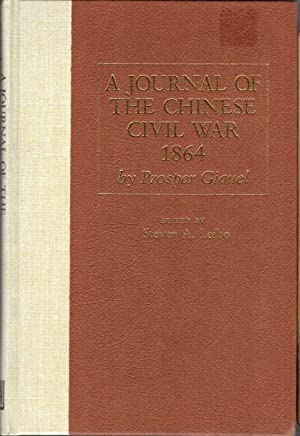 A Journal of the Chinese Civil War 1864