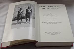 Pagan Tribes of the Nilotic Sudan