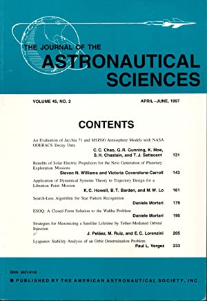 The Journal of the Astronautical Sciences Volume: Howell, Kathleen C.
