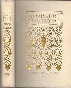 Rubaiyat of Omar Khayyam: Volume I and: Dole, Nathan Haskell
