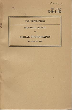 Technical Manual No. 1-220 T 10-1-152: Aerial