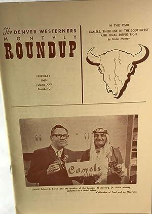The Denver Westerners' Roundup: February 1969, Vol: Mumey, Nolie