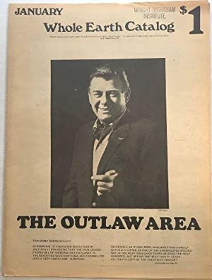 Whole Earth Catalog: January 1970 [The Outlaw Area]