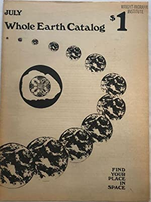 Whole Earth Catalog: July 1970 (Find Your Place in Space)