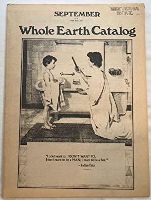 Whole Earth Catalog: September 1970 (Includes Think Little by Wendell Berry)