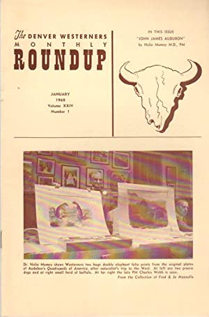 The Denver Westerners' Monthly Roundup: January 1968,: Mumey, Nolie
