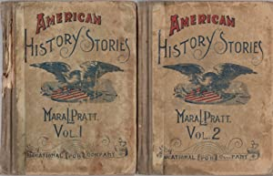 American History Stories - Four Volumes