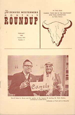The Denver Westerners' Monthly Roundup: February 1969,: Mumey, Nolie