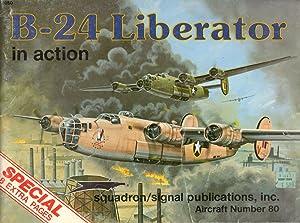 B-24 Liberator in Action: Davis, Larry