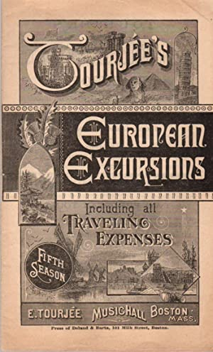 Tourjee's European Excursions