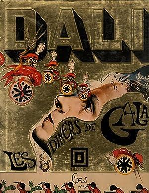 Les Diners de Gala: Dali, Salvador (by);