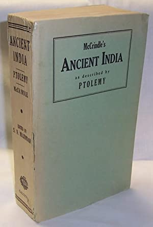 McCrindle's Ancient India as Described By Ptolemy