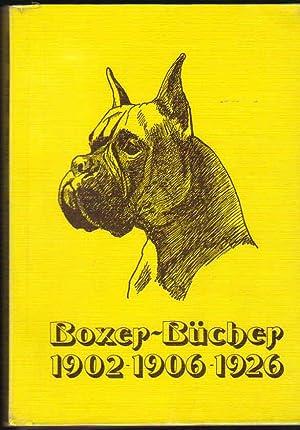 """Der Deutsche Boxer. Zur Belehrung Fur Liebhaber Und Freunde Der Rassen Herausgegeben Vom """"..."""