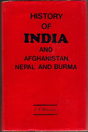 History of India and Afghanistan, Nepal and Burma