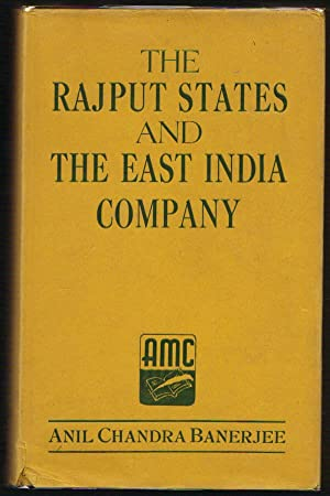 The Rajput States and The East India Company