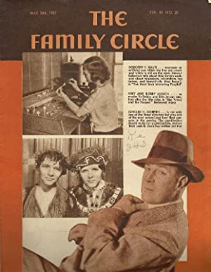 The Family Circle Magazine: May 14, 1937: Evans, Harry H.