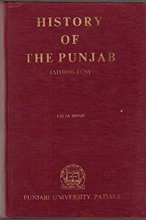 History of the Punjab (AD 1000-1526): Volume Third