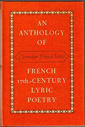 An Anthology of French Seventeenth-Century Lyric Poetry