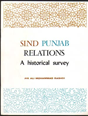 Sind Punjab Relations: a Historical Survey