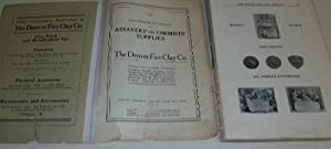 The Denver Fire Clay Co. Manufacturers of Assayers' and Chemists' Supplies 1912