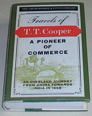 Travels of a Pioneer of Commerce
