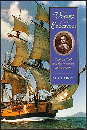 The Voyage of the Endeavour: Captain Cook and the Discovery of the Pacific