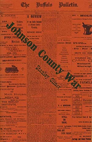 A Review of the Cattle Business in Johnson County, Wyoming, Since 1882, and the Causes That Led t...