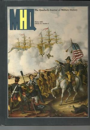 MHQ: The Quarterly Journal of Military History,: Paschall, Rod(Editor)